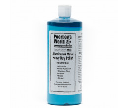 Aluminium og Metal Heavy Duty Polish 950 ml
