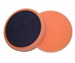Sonus polerskive orange 6 tommer