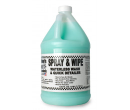 Spray and whipe 1 gallon
