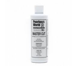 Poorboys Mastercut polermiddel 473ml